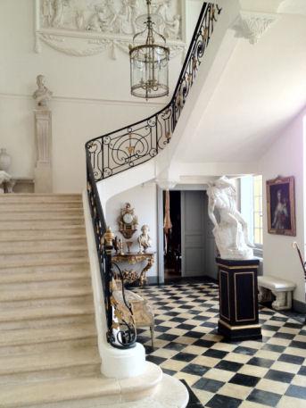 Grand escalier - Entrée