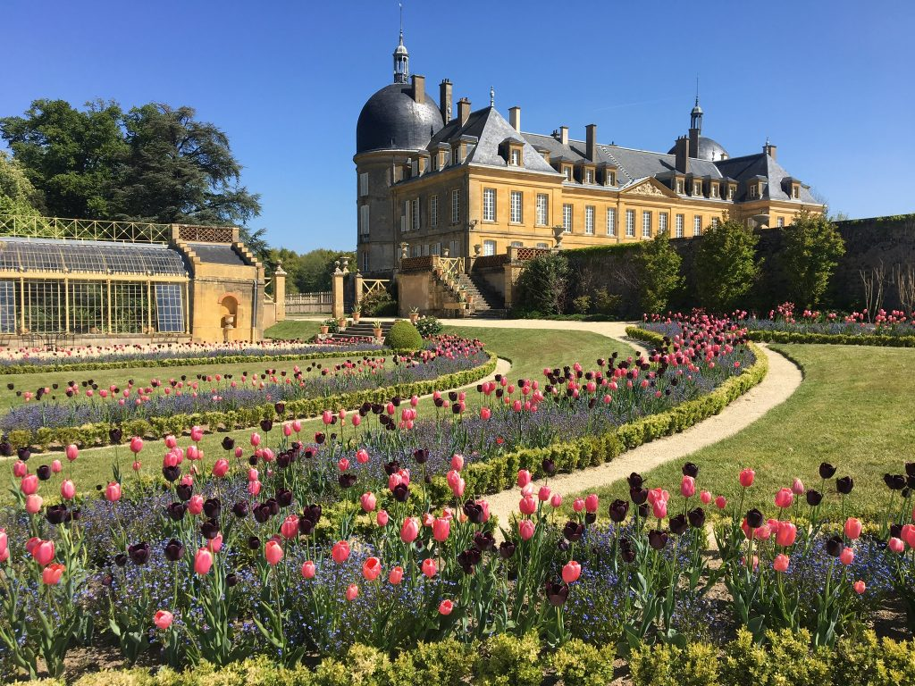 Le Château de Digoine ou la Perle du Charolais