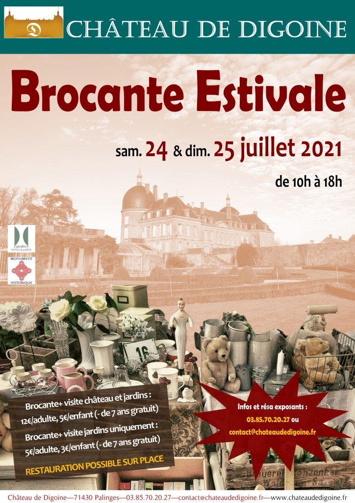 affiche_brocante_chateau_digoine